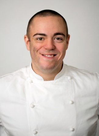 Matt Abe, Head Chef ,restaurant gordon ramsay